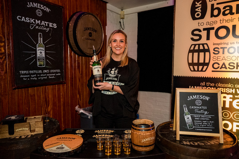 Jameson Bartenders Ball