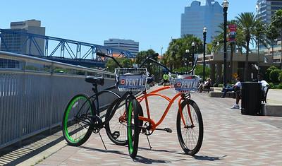 Hyatt Regency Jacksonville Bike Program
