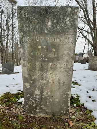 Samuel Goodwin Grave
