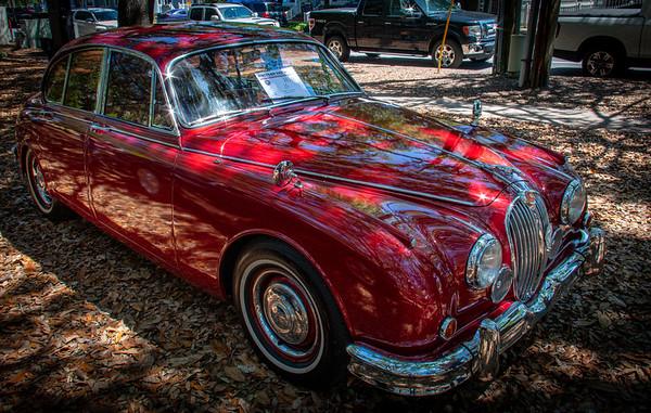 'Brits on the Bay' car show. Pensacola, FL. 2019.