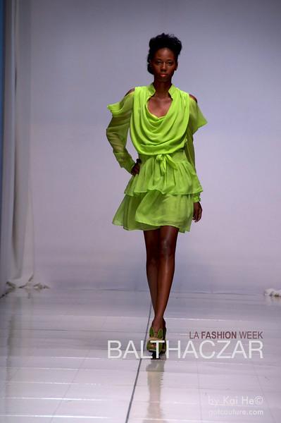 LA Fashion Week 2010: BALTHACZAR