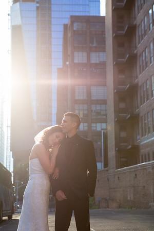 jamie + dan wedding