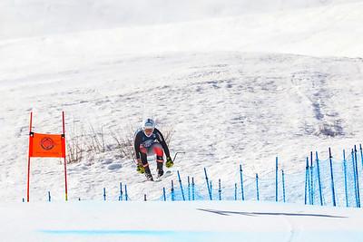 Womens FIS Downhill Run 2