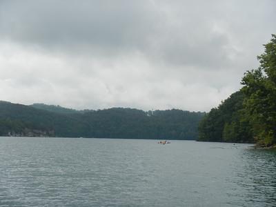 UNEDITED>2014-07-24 Kids New River Trip, Pontoon Boats
