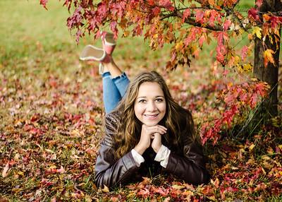 Natalie Strassburg Senior Portraits