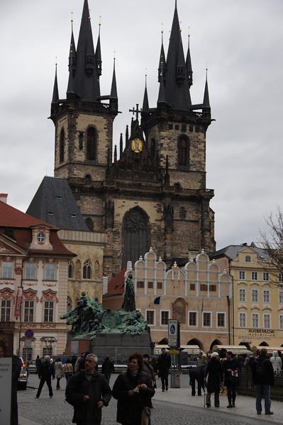 Prague - March 2014