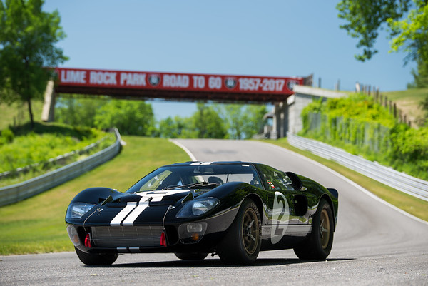 1966 #2 Ford GT40