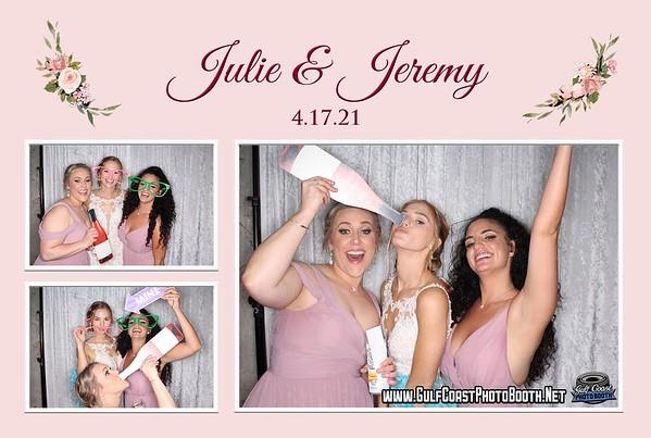 Julie & Jeremy Wedding
