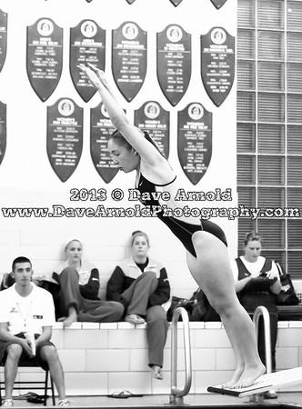 9/24/2013 - Girls Varsity Swimming - Needham