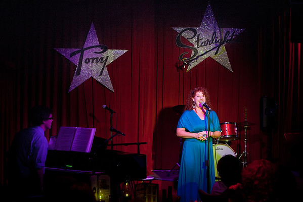 2011-Emily Beleele at Tony Starlight's