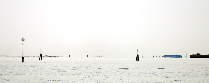 Lagoon - Venice, Italy - April 18, 2014