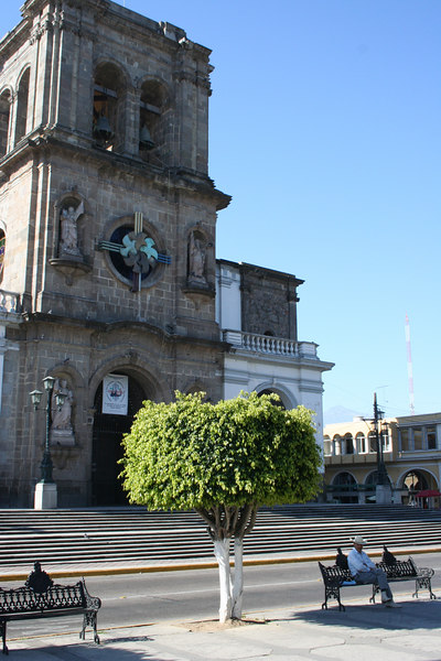 church on the main square