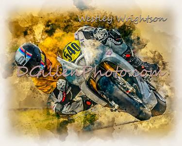 540 Sprint Art