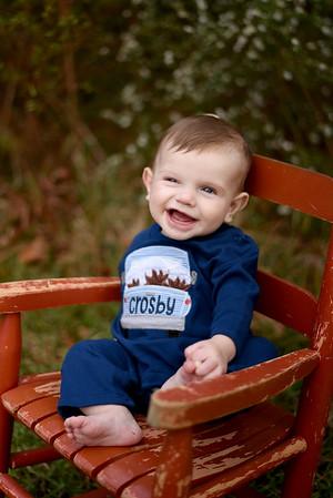 Crosby 5 months