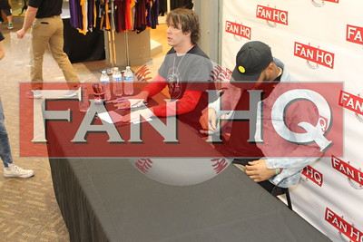 Anthony Barr Autograph Events