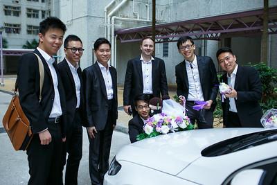 Benny's Wedding
