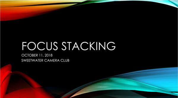 focusstack