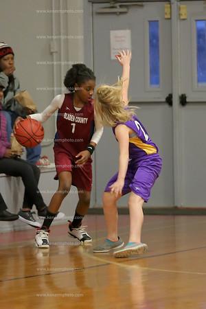 Parks n Rec basketball 18/2/13