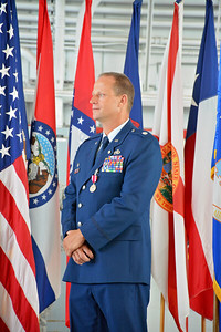 Lt Col  Daniel Mattioda retirement