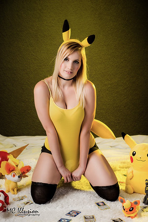 Pikachu - Tish Cosplay