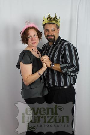 Ashleigh and Joe - Photo Booth