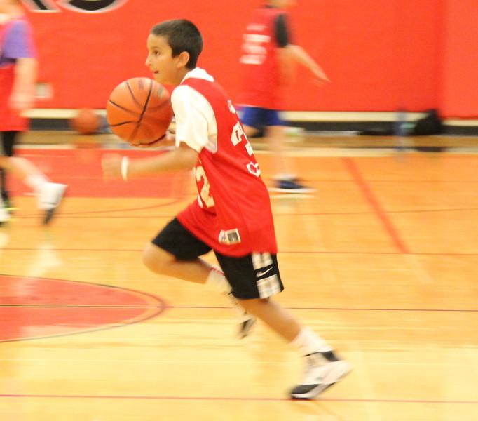 Basketball Camp Summer 2012