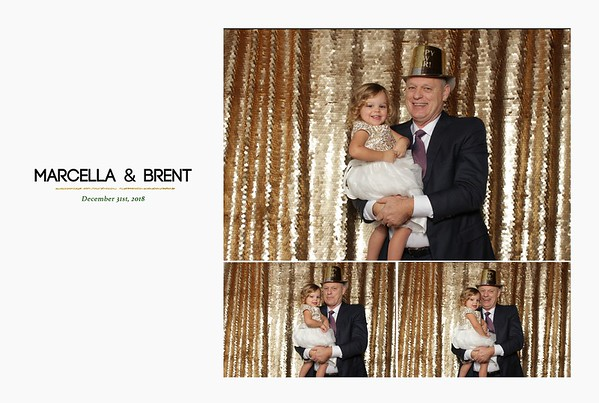 Marcella & Brent 12-31-18