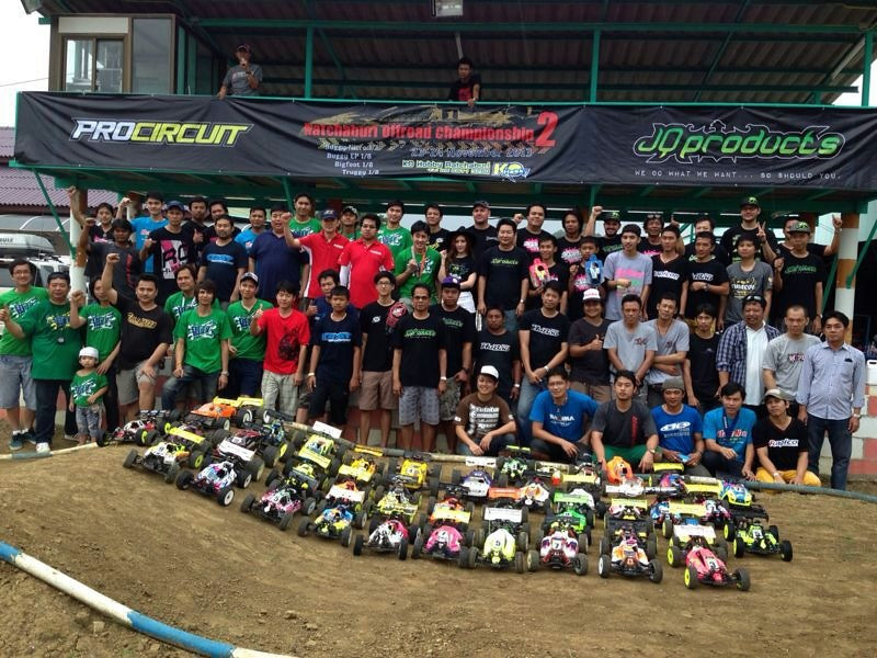 JQ Asia Tour 2013 Thailand Event