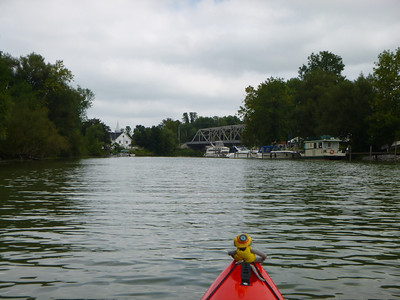 Erie Canal, September 1, 2013