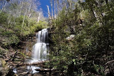 Stroud Mountain Falls