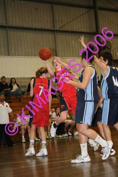 Norths Vs Bankstown U18 W 27-8-06