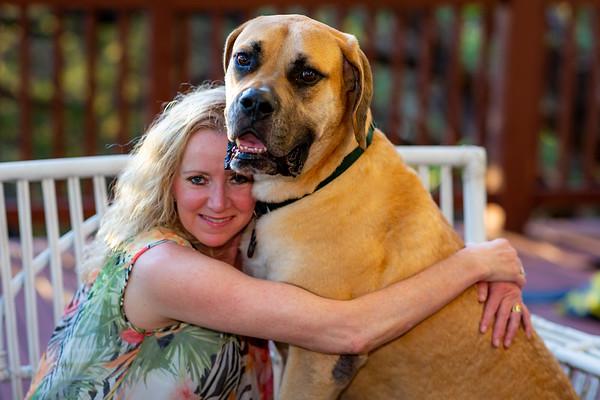 Charlene and Duke