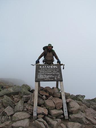 2011 Appalachian Trail, September