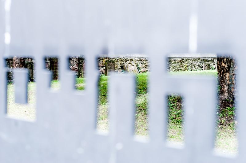 Hahaim (The Life), Jewish cemetery at Frankfurt, Germany