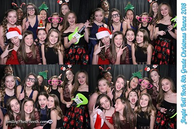 CHCA Jingle Bell Rock 8th Grade Christmas Dance 2018