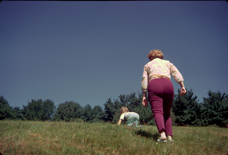 mommy and pat going up a hill.jpg