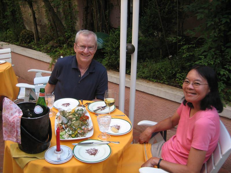 7_28 25 Venice dinner at Hotel Saturnia.JPG