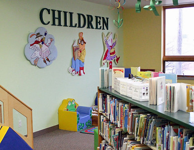 The library remains dedicated to providing comfortable surroundings and resources for children.