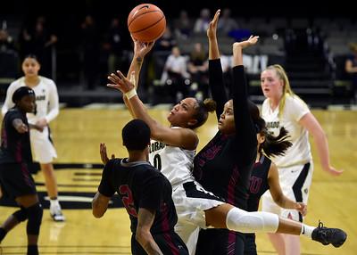 Photos: Colorado vs Texas Southern Women's NCAA Basketball