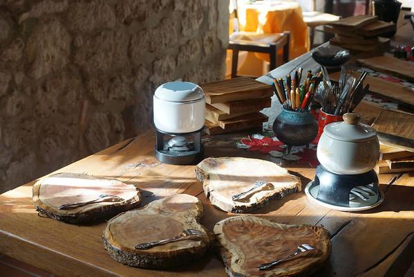 Crafts and Fondue  - 28 Dec 2013
