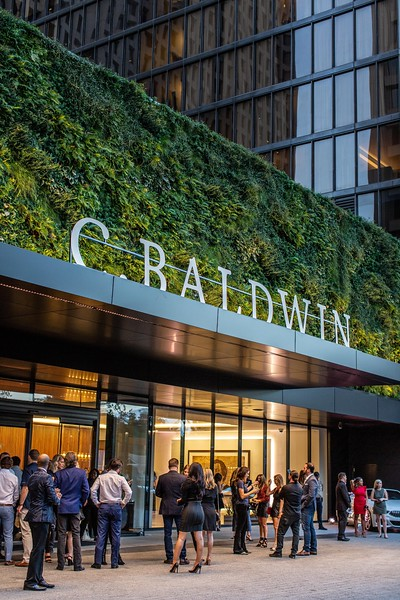 C. Baldwin Hotel