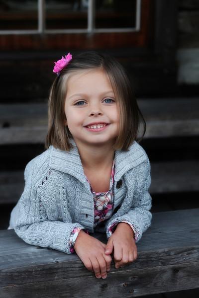 Ella is 4!