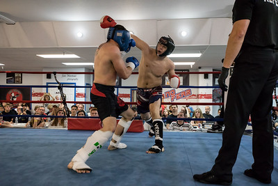 Bogdan Zavorotny vs Austin McLaughlin