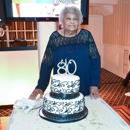 Ruby's 80th Birthday Celebration