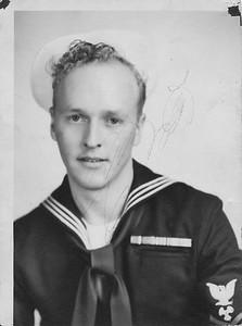 DD468 World War II - William Edgar