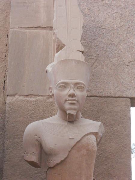 Karnak Temple -- Kimberly Collins