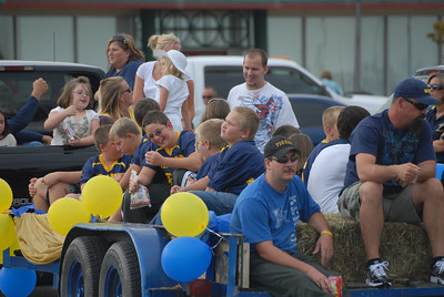 Grant County Homecoming Parade 2010-11