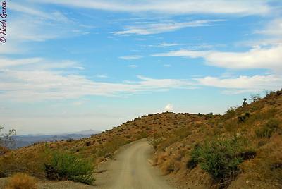 Nevada Desert (August 2010)