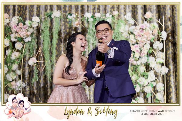 Wedding of Lyndon & Si Ying (Roving Photography)