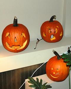 Pumpkin Carving - October 2006